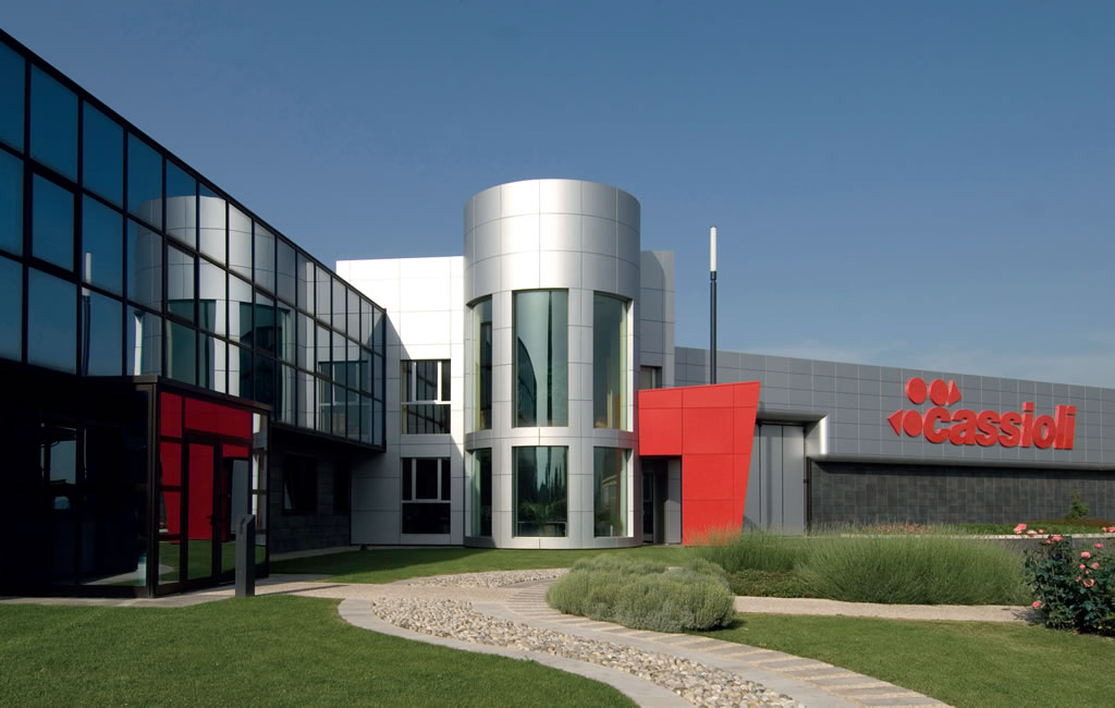 Cassioli Companies - Cassioli Italy - Commercial Offices - Your Industry