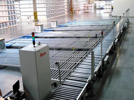 Handling System - Material Handling Solutions