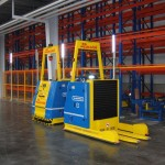 fork loading vehicles - FORK AGV