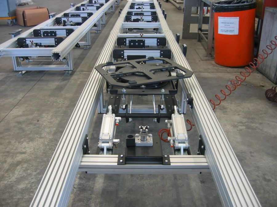 Material handling devices