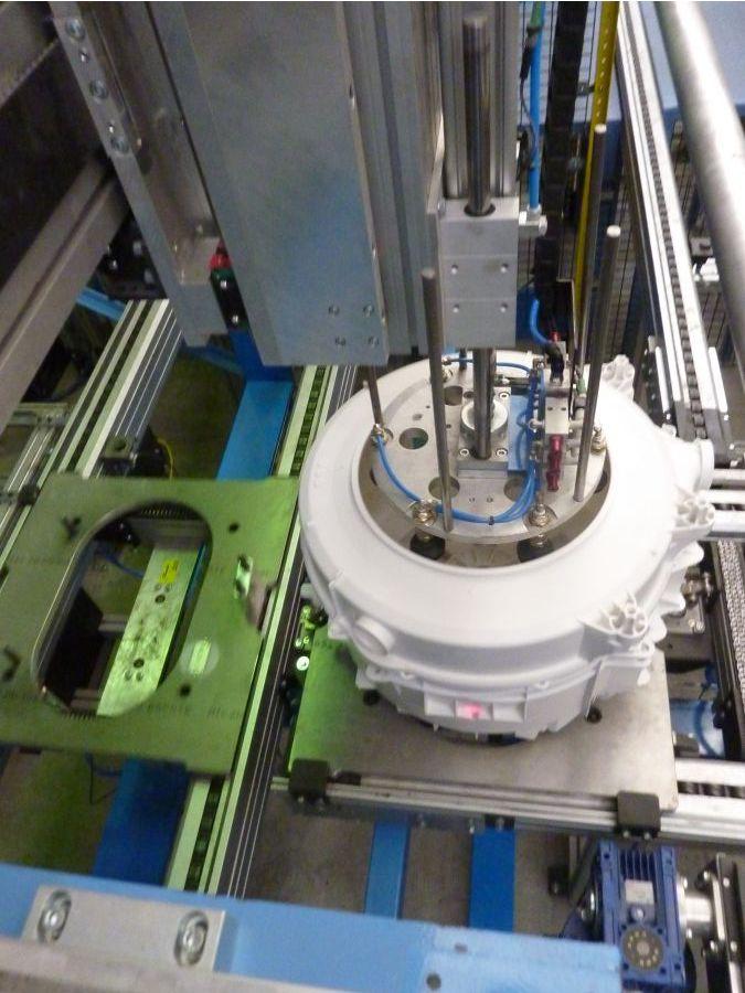 Cartesian robot - Cassioli com