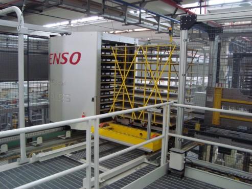 Sistema SLS Cabin