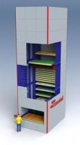 Magazzini verticali: Vertimax