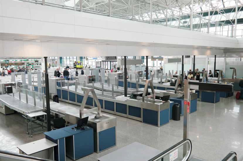 Fast 2 Check - management baggage handling
